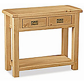 Alterton Furniture Pemberley Console Table