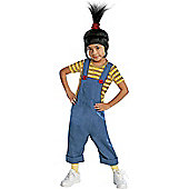 Deluxe Agnes Toddler - Toddler Costume 1-2 years