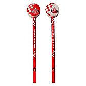 Sunderland AFC 2Pk Pencils