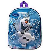 Frozen 3D Olaf Backpack