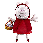 Peppa Once Upon a Time Red Riding Hood Peppa