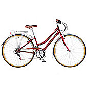 "2015 Viking Buttermere 16"" Ladies' Traditional 18-Speed Hybrid Bike"