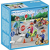 PLAYMOBIL Road Safety - City Life 5571