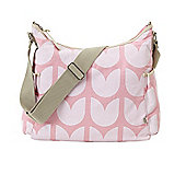 OiOi Tulip Hobo Bag (Pink )