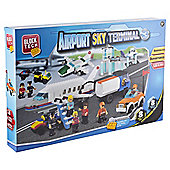 Block Tech Airport Sky Terminal 528-Piece Set
