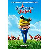 Gnomeo & Juliet - Festive Sleeve