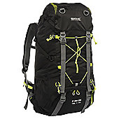 Regatta Blackfell Rucksack 45L+10L Black