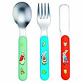 Petit Jour Peter Rabbit Cutlery Set