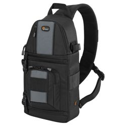 Lowepro 102 AW SLR/DSLR Camera bag Slingshot - Black