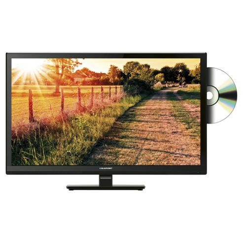 Blaupunkt 185/207I 19 Inch HD Ready 720p LED TV / DVD Combi with Freeview