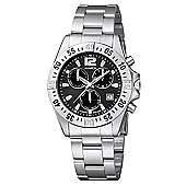 M-Watch Drive Mens Stainless Steel Chronograph Day & Date Watch A582.30436.04