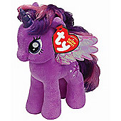 TY Beanie Baby My Little Pony - Twilight Sparkle