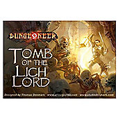 Card Game - Dungeoneer - Tomb Of The Lich Lord - Atlas Games