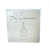Bliss Holy Communion Card