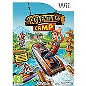 Cabelas Adventure Camp - NintendoWii