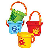 Gowi Toys 558-01 Wildlife Bucket (Pack of 2 - Designs Vary)