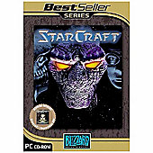 Starcraft Broodwar Gold Ed (PCCD)