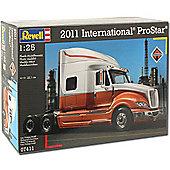 Revell 2011 International Prostar Truck 1:25 Model Kit - 07411