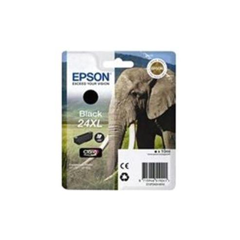 Epson Singlepack Black 24XL Claria Photo HD Ink