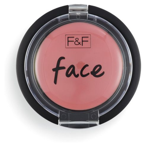 F&F Cream Blush - Precious Pink