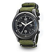 Elliot Brown Canford Mens Fabric Date Watch 202-004
