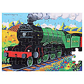 Bigjigs Toys BJ046 Flying Scotsman Puzzle (48 Piece)