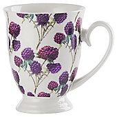 Blackberries Fine China Mug