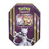 "Pokemon ""TCG Spring Tin 2016 Mewtwo"" Card Game"