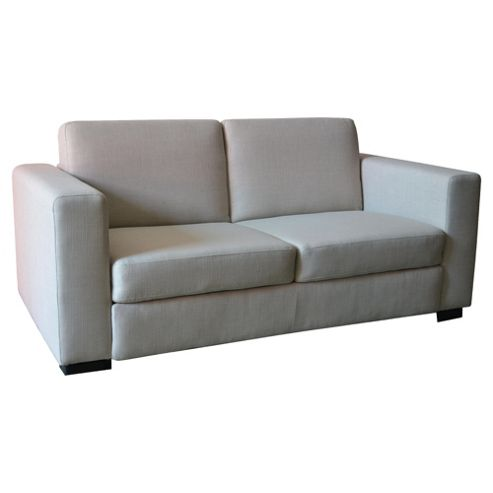 Venice Fabric Sofa Bed Natural
