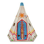 Wild West Wigwam Play Tent