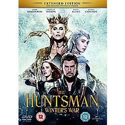 The Huntsman: Winters War DVD