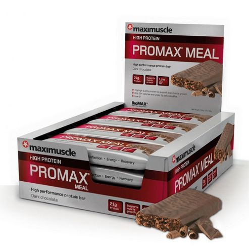 Promax Meal Bar 12x60g Chocolate