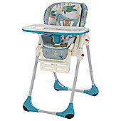 Chicco Polly 2 in1 Highchair, Sea Dreams