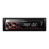 Pioneer MVH-180UB, Car stereo