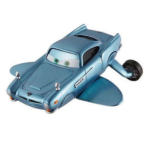 Mattel Disney Pixar Cars 2 Deluxe Submarine Finn McMissile