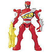 Power Rangers Mixx N Morph Fig Dino Charge Red