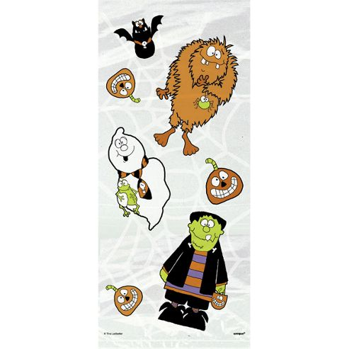 Little Monsters Party Cello Bags (20pk)