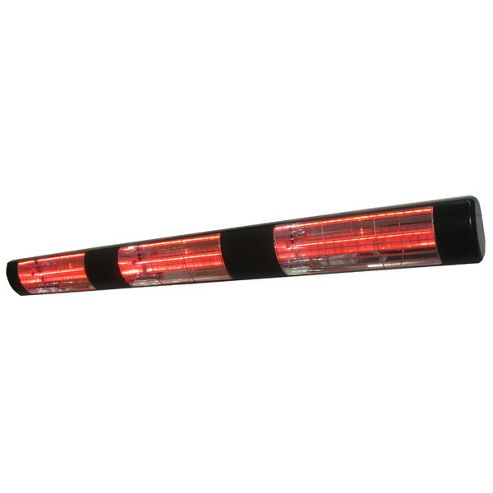 Victory Lighting Triple Heater in Black