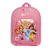 Disney Princess Rucksack One Size Pink