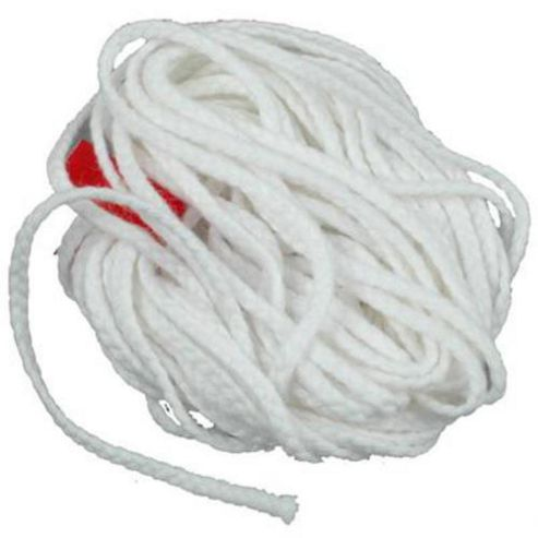 PD 6m 38mm Medium Plaited Cotton Wick