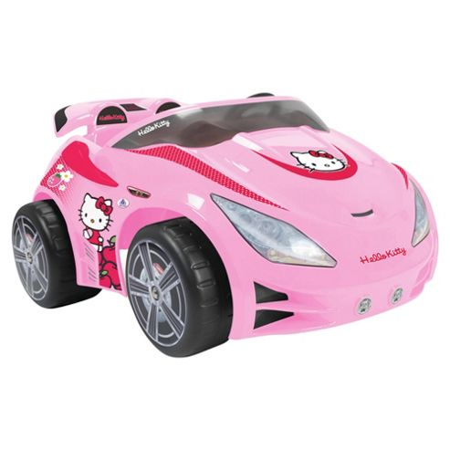 Hello Kitty Evo 12V Ride-On Car
