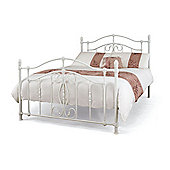 "Serene Furnishings Nice Bed Frame - Double (4' 6"")"