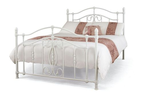 Serene Furnishings Nice Bed Frame - Double (4' 6