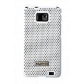 Samsung SAMGS2CCWH Galaxy S II Metal Look Case