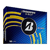Bridgestone Mens Tour B330-S Golf Balls (2014) in White