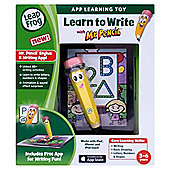 LeapFrog Mr Pencil Learn To Write Stylus & App