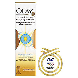Olay Every Day Sunshine Moisturiser Light Glow 50Ml