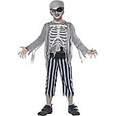 Ghost Ship Pirate Boy - Child Costume 7-9 years