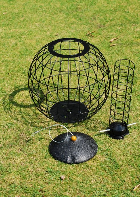 buy squirrel proof fat balls feeder from our bird feeders. Black Bedroom Furniture Sets. Home Design Ideas