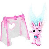 The Zelfs Series 5 Crystal Gemz Medium Zelfs - Sugar Bunny